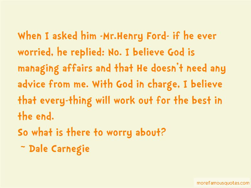 God In Charge Quotes Pictures 2