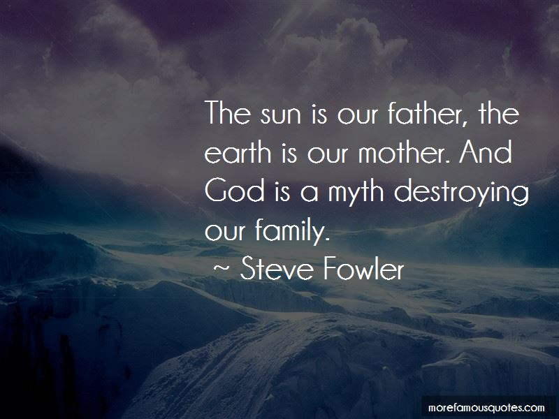 God Is A Myth Quotes