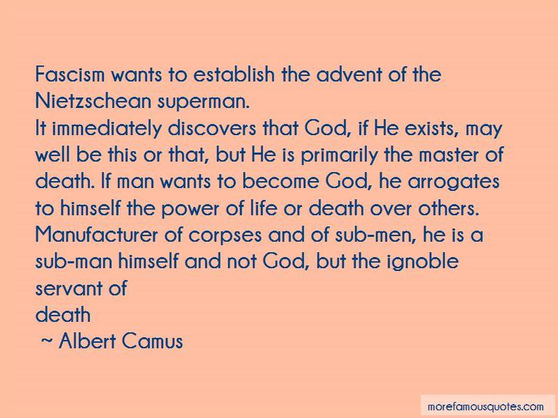 God Servant Quotes