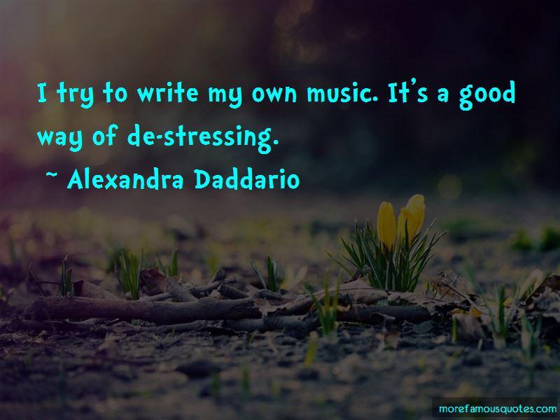 Good De Stressing Quotes