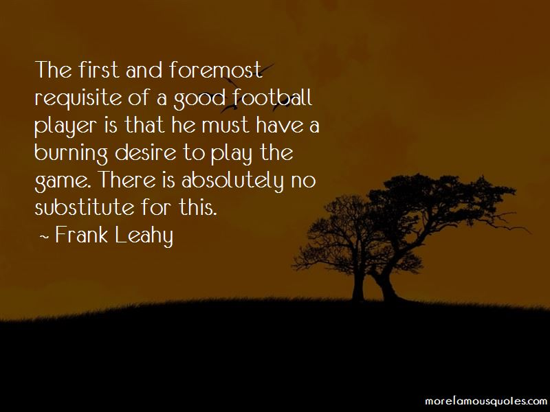 Good Football Game Quotes Pictures 4