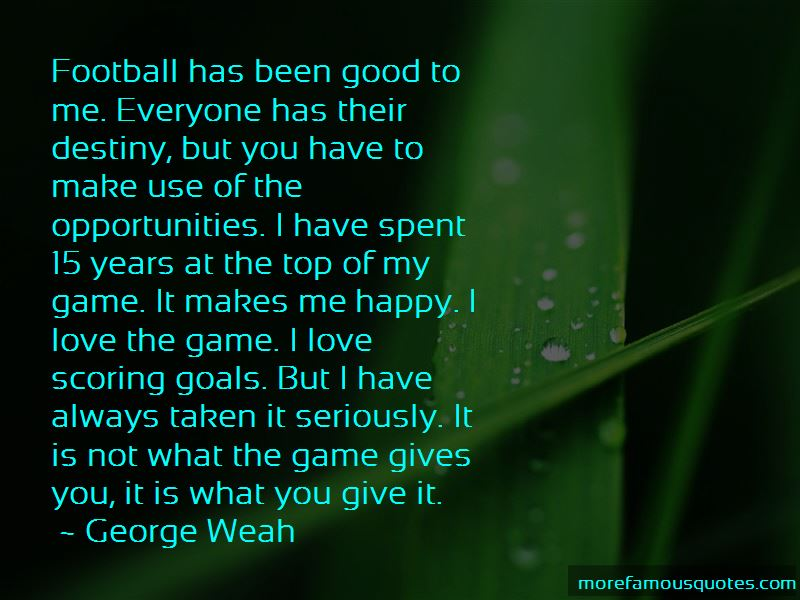 Good Football Game Quotes
