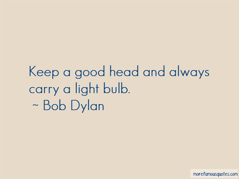Good Head Quotes Pictures 2