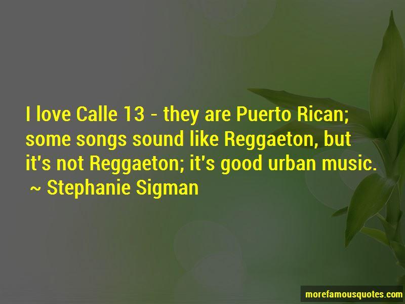 Good Reggaeton Quotes