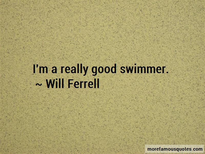 Good Swimmer Quotes Pictures 2