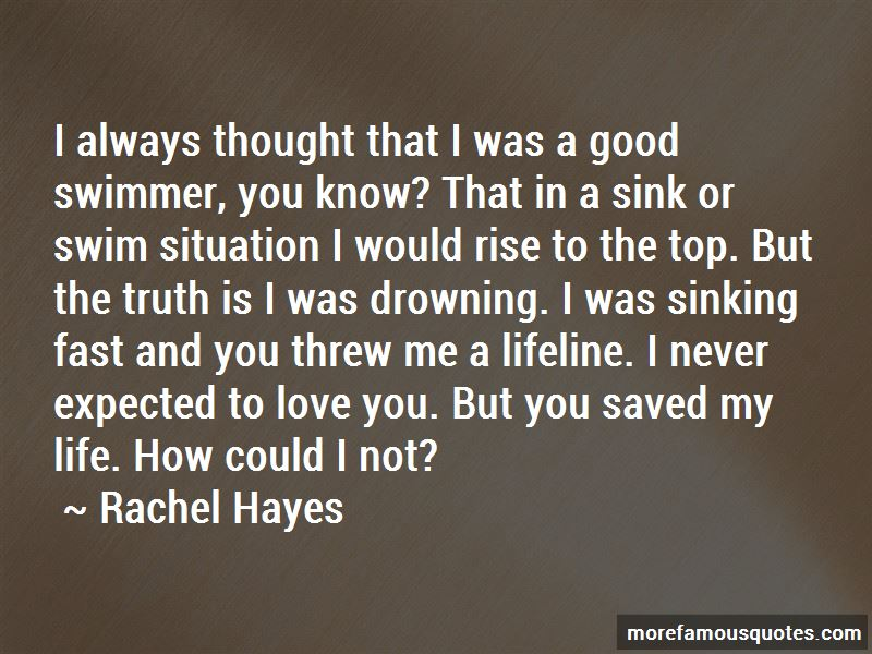 Good Swimmer Quotes Pictures 4