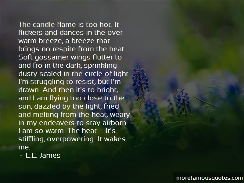 Gossamer Wings Quotes