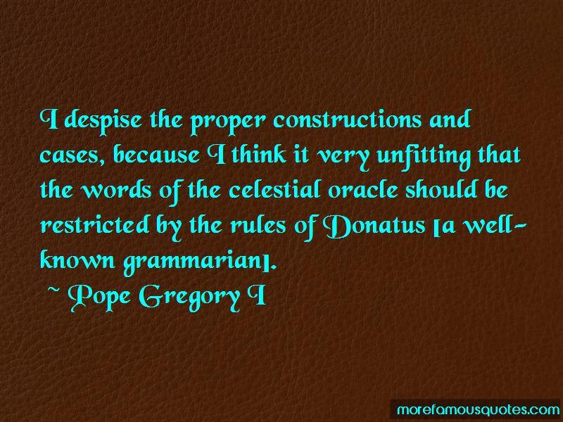 Grammarian Quotes