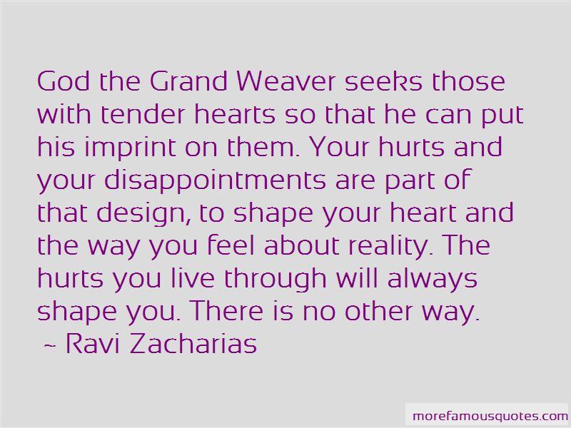 Grand Weaver Quotes