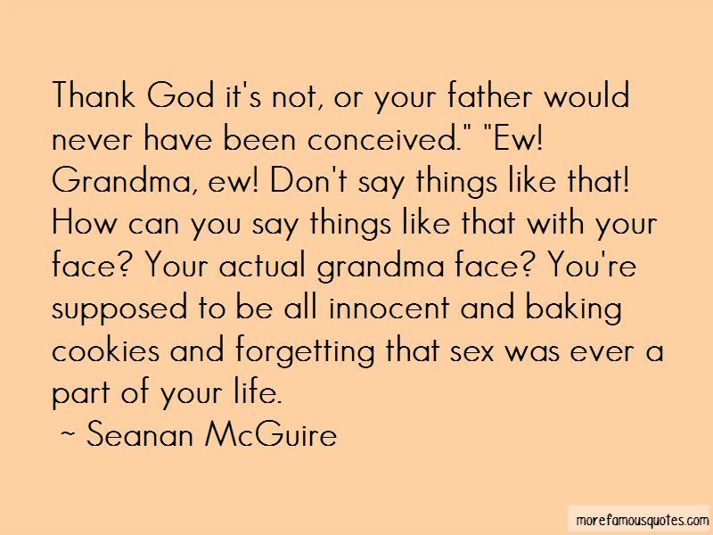 Grandma Baking Quotes