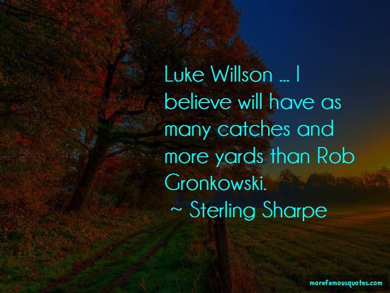 Gronkowski Quotes