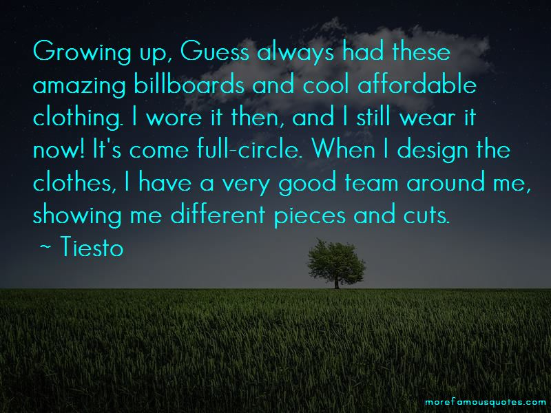 Guess Clothing Quotes