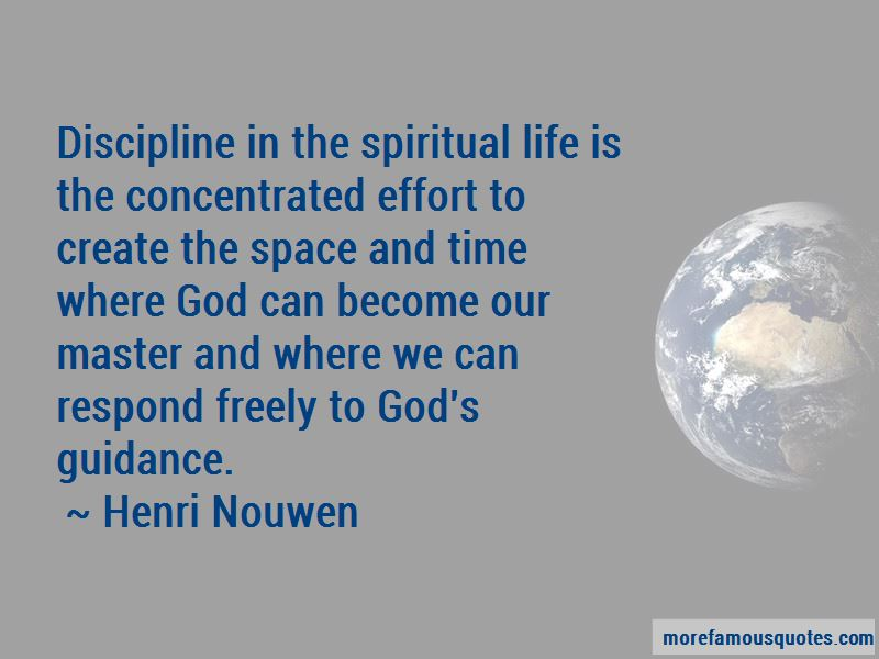 Guidance And Discipline Quotes