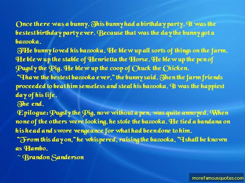 Happiest Birthday Ever Quotes