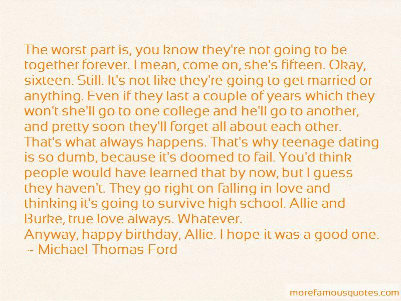 Happy 20 Birthday Quotes