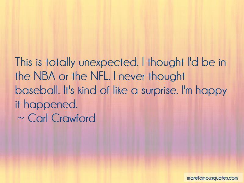 Happy It Happened Quotes