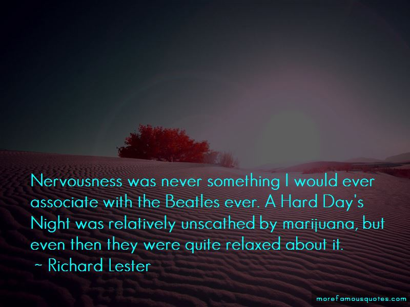 Hard Day's Night Quotes Pictures 3