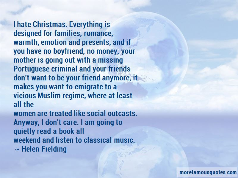 Hate Christmas Music Quotes Top 1 Quotes About Hate Christmas Music