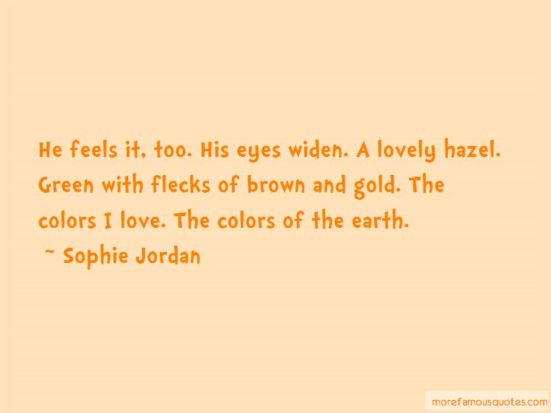 Hazel Eyes Love Quotes: top 8 quotes about Hazel Eyes Love ...