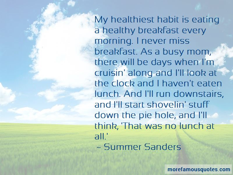 Healthy Eating Habit Quotes: top 1 quotes about Healthy ...