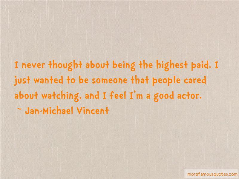 Highest Actor Quotes