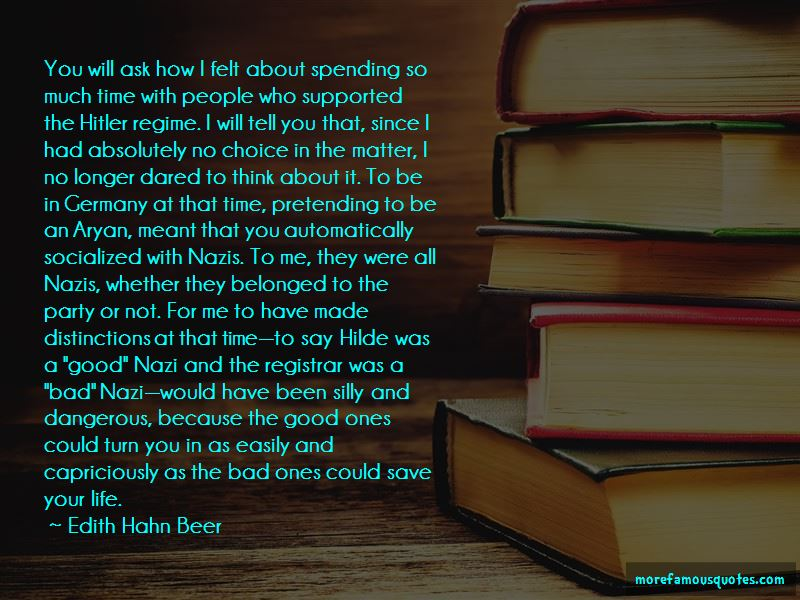 Hilde Quotes Pictures 2
