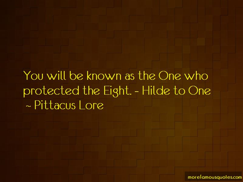 Hilde Quotes Pictures 3