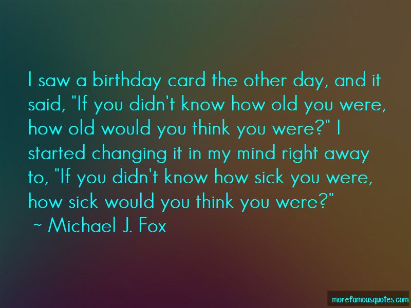 His Birthday Card Quotes