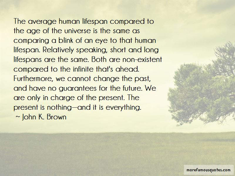 Human Lifespan Quotes Pictures 2