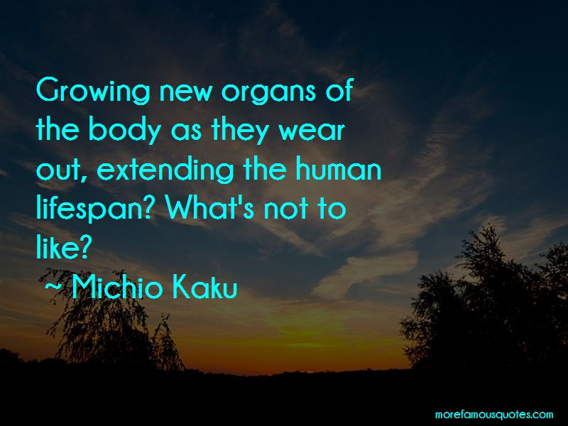 Human Lifespan Quotes Pictures 4