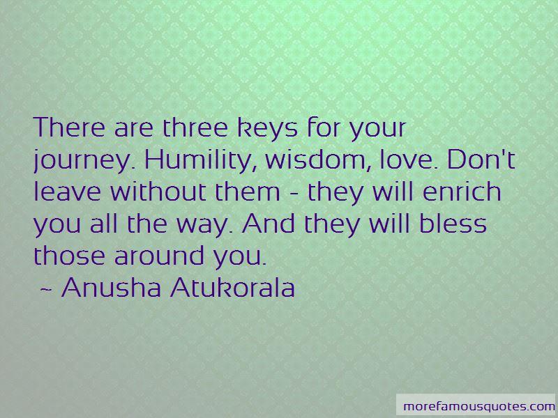 Humility Wisdom Quotes