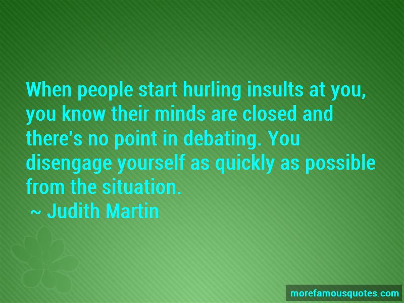 Hurling Insults Quotes Pictures 3