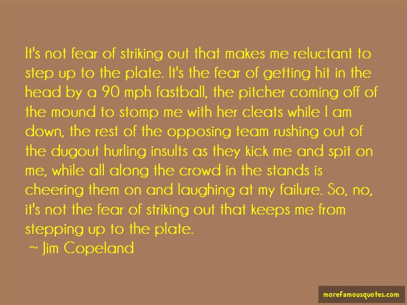 Hurling Insults Quotes