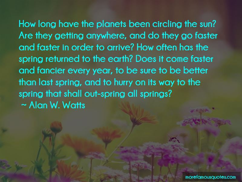 Hurry Up Spring Quotes Pictures 4