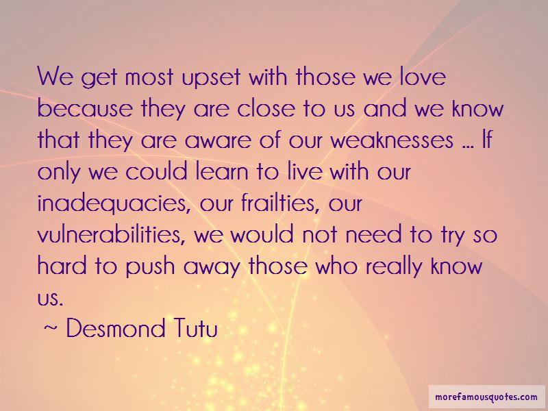 I Am Really Upset Quotes