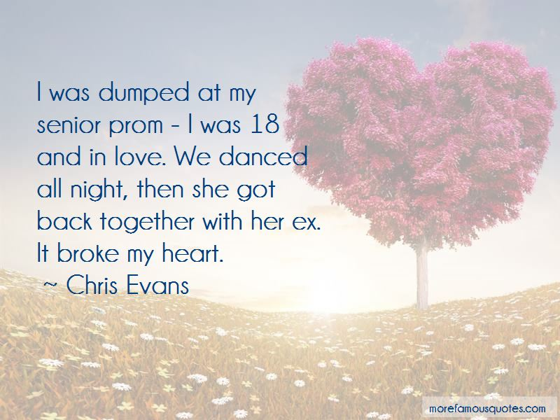 just been dumped quotes