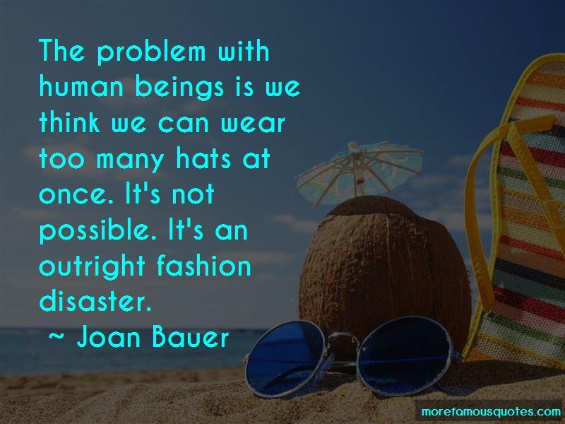 I Wear Many Hats Quotes