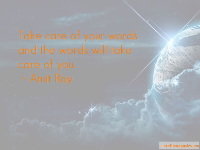 I Will Take Care Of U Quotes Pictures 2