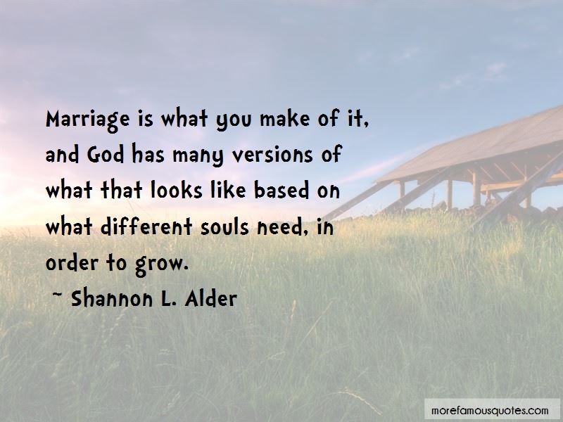 In Order To Grow Quotes