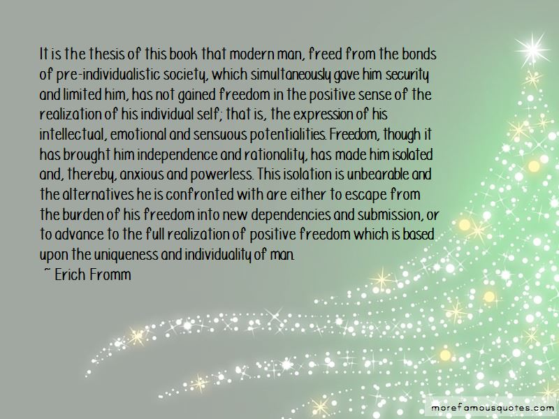 Individualistic Society Quotes Pictures 2