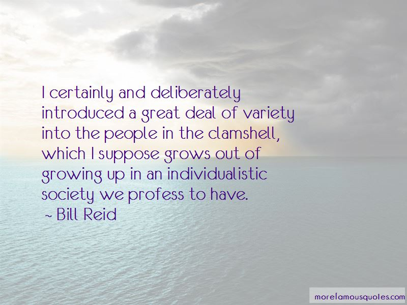 Individualistic Society Quotes