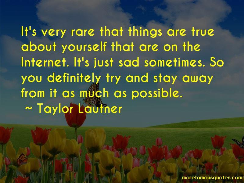 It's Just Sad Quotes