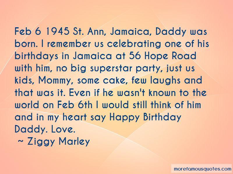 Jamaica Birthday Quotes