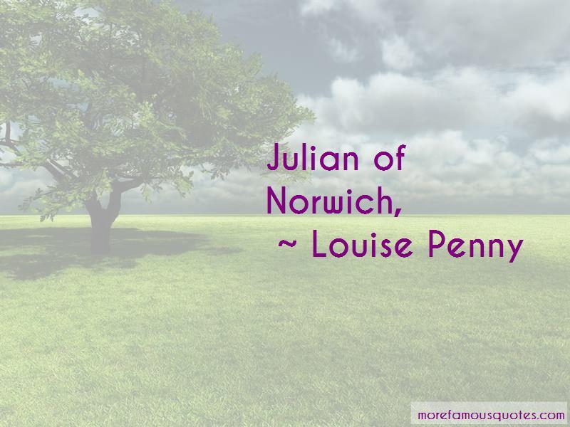 Julian Norwich Quotes