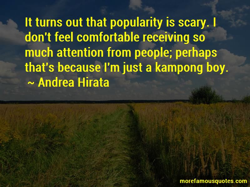 Kampong Quotes Pictures 2