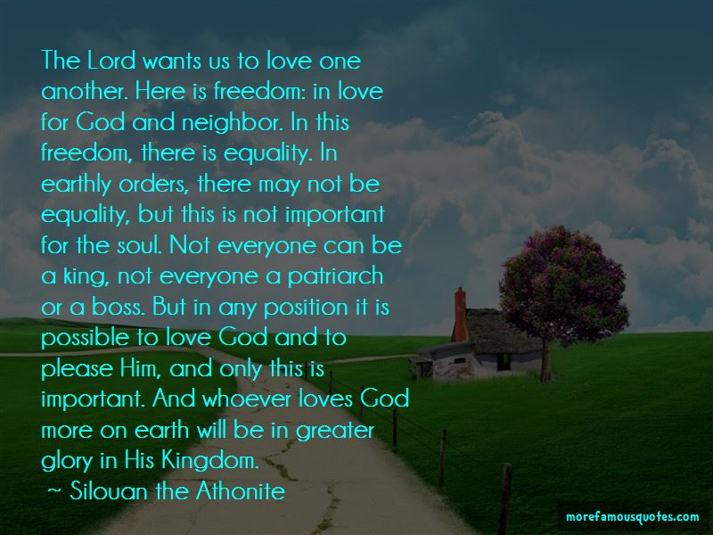 King And Love Quotes
