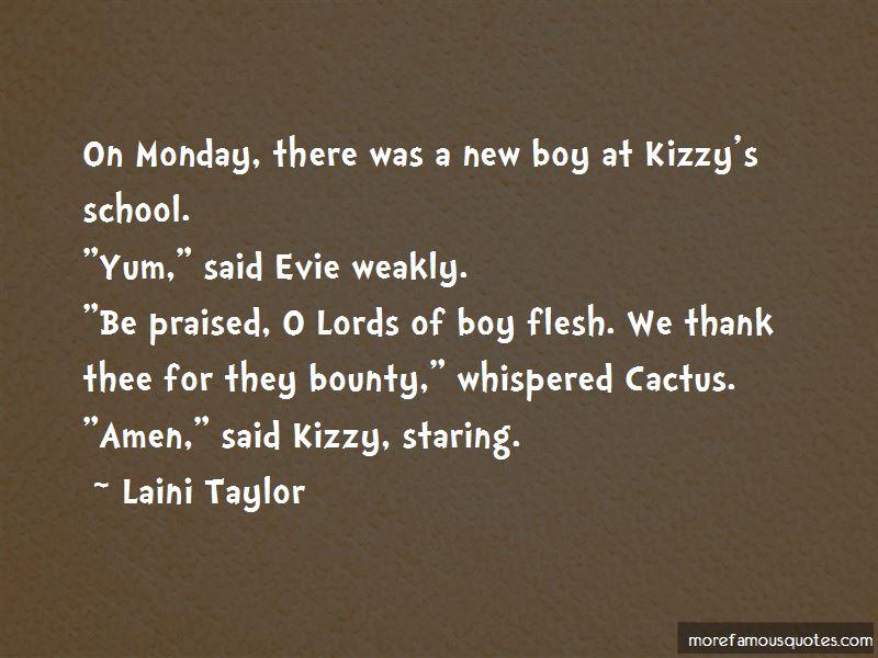 Kizzy Quotes