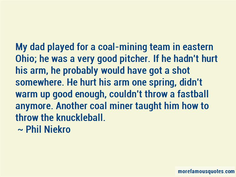 Knuckleball Pitcher Quotes: top 1 quotes about Knuckleball