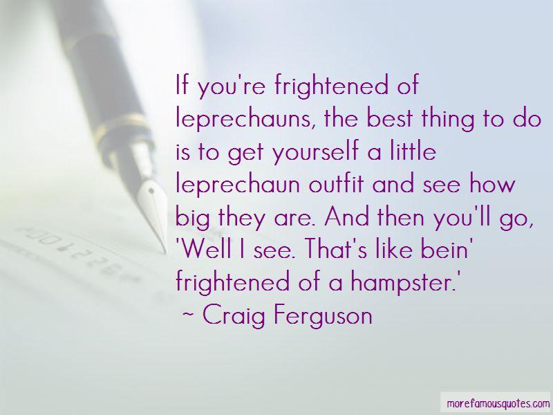 Leprechaun Best Quotes