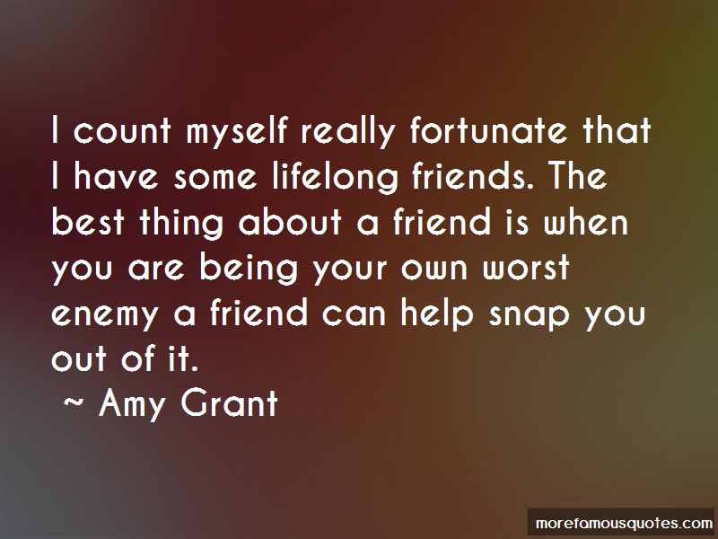 Lifelong Best Friend Quotes
